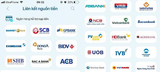 Hiện đã có 40 ngân hàng liên kết trực tiếp với Ví điện tử Foxpay.