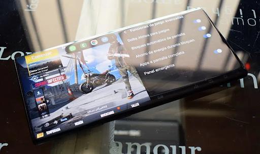 Game Booster với những chức năng nâng cao trên Samsung Galaxy Note 10+.