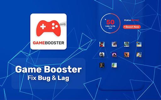 Game Booster sự lựa chọn của game thủ mobile.